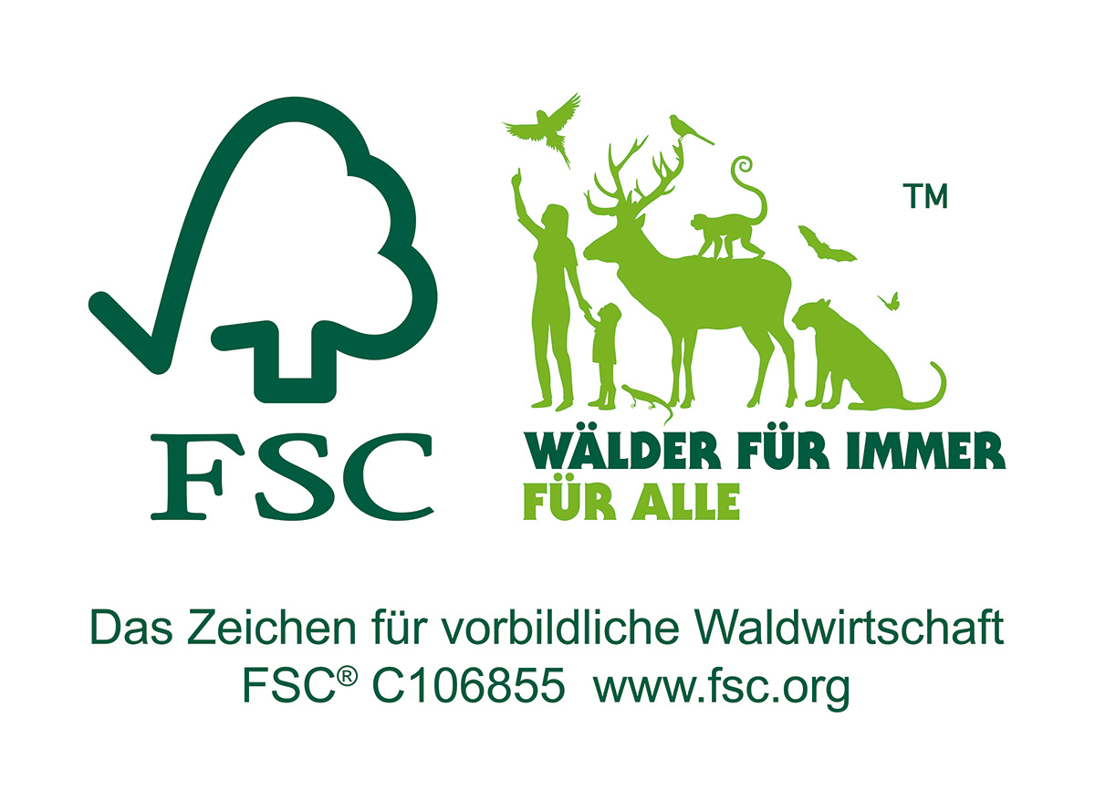 rugi ist FSC-zertifiziert
