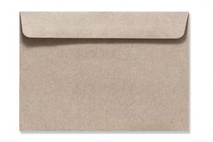 »Design-RC®« 162 x 229 mm DIN C5 grau Briefumschlag (ohne Fenster)