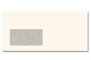 Briefumschlag 114 x 230 mm »Offset creme«