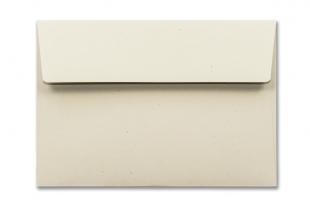 »ecoFIBRES« birch 114 x 162 mm DIN C6 (ohne Fenster)