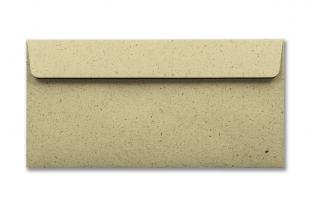 Graspapier 114 x 229 mm DIN C6/5 (ohne Fenster)