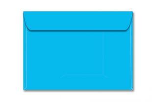 Briefumschlag C6 114 x 162 mm »blau«