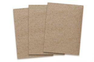 »Design-RC®« Karten DIN A6 braun/braun