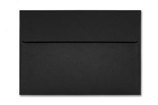 »ecoFIBRES« black 114 x 162 mm DIN C6 (ohne Fenster)