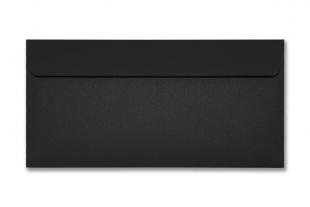 »ecoFIBRES« black 114 x 229 mm DIN C6/5 (ohne Fenster)