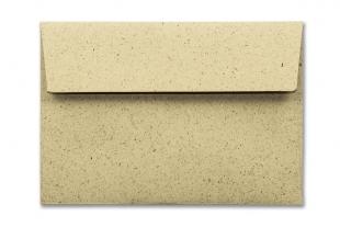 Graspapier 114 x 162 mm DIN C6 (ohne Fenster)
