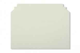 »Graspapier« Briefbox Briefumschlag 250 x 353 mm (ohne Fenster)