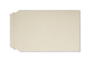 »Graspapier« Wellbox 250 x 353 mm Wellpappe Versandtasche (ohne Fenster)