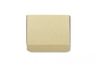 »Graspapier« Postbox 250 x 172 x 46 mm Wellpappe Versandsachachtel